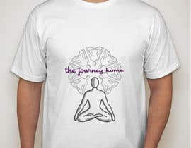 nº 37 pour Design a T-Shirt for a Yoga/Ashtanga inspired clothing company par khawajaarslan94