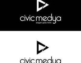 #159 cho Logo Design for Civic Medya bởi imglook