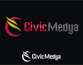 #288 cho Logo Design for Civic Medya bởi Superiots