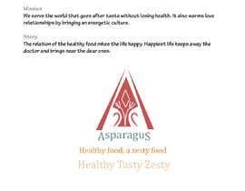 schandran1980 tarafından Healthy food restaurant için no 24