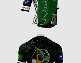 #4 для cycling kit designed от allifahr