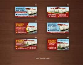 #147 untuk Need to prepare property advert (260 x 130). With making visualisation more realistic oleh kreativedesizn