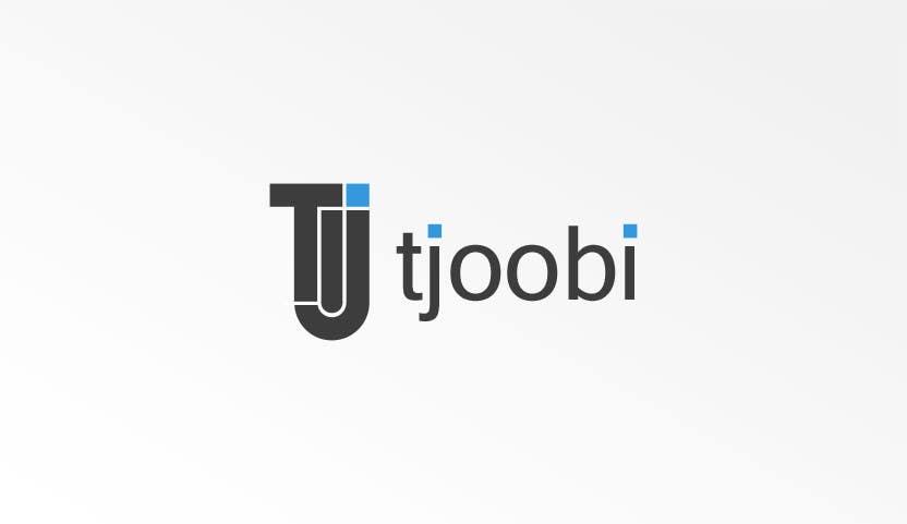 Proposition n°48 du concours Designa en logo for tjoobi.com