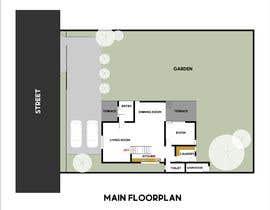 #44 pentru Add a minimal of two extra rooms to my house de către intan3113
