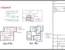 #23 pentru Add a minimal of two extra rooms to my house de către maiiali52
