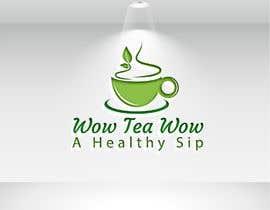 "nº 33 pour Need a logo for our new brand "" Wow Tea Wow"" par sajib45203"