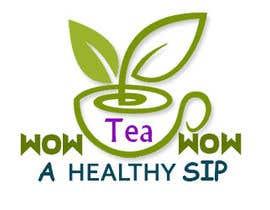 "nº 16 pour Need a logo for our new brand "" Wow Tea Wow"" par samiunahmed2556"