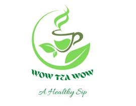 """nº 85 pour Need a logo for our new brand """" Wow Tea Wow"""" par agbajeabubakr"""