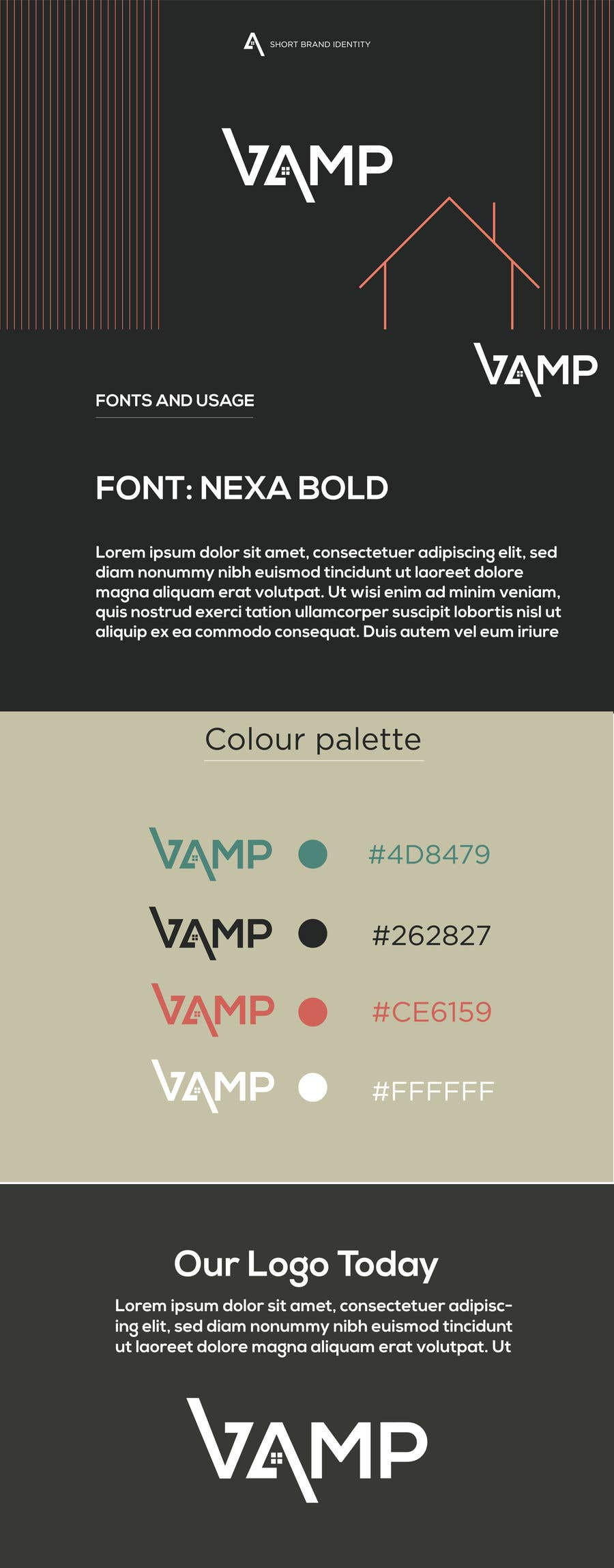 Contest Entry #                                        738                                      for                                         Brand Identity Guideline Sections (just creative Elements)