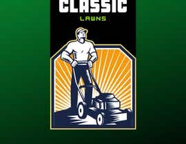 #56 cho Logo Creation for Classic Lawns bởi haqueyourdesign