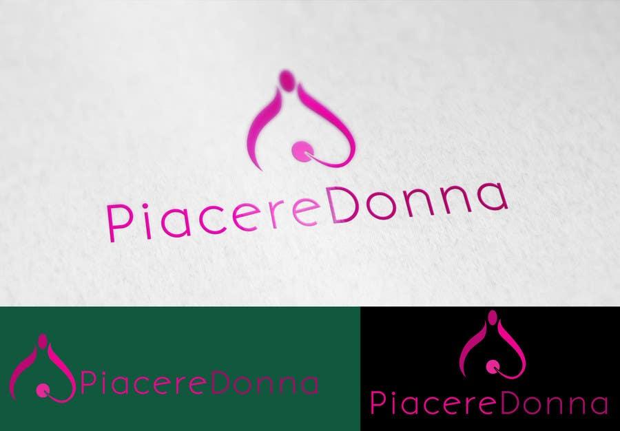 Inscrição nº 36 do Concurso para Design a Logo for Piacere Donna