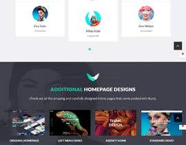 #1 untuk Create a concept with custom navigation that relates to three hats creative website oleh smahad6600