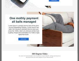 #7 for Design an attractive landing Page for us in wordpress (back end already done, need front end visuals) by hosnearasharif