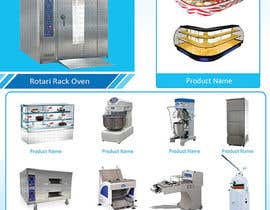 #26 untuk Flyer Design for Bakery Machinery and Refrigeration Equipment oleh ZFD