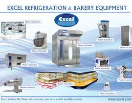 #23 untuk Flyer Design for Bakery Machinery and Refrigeration Equipment oleh boka011