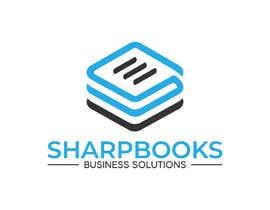 Nro 250 kilpailuun Design Logo and Business Stationery for SharpBooks Business Solutions käyttäjältä TubaDesign