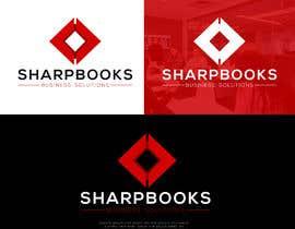 Nro 180 kilpailuun Design Logo and Business Stationery for SharpBooks Business Solutions käyttäjältä imrananis316