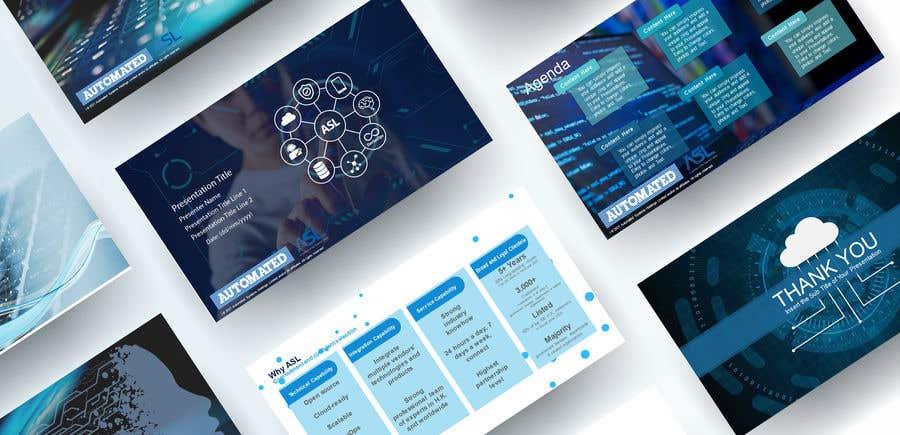 Bài tham dự cuộc thi #                                        55                                      cho                                         Corporate PPT Template Design (6 slides)