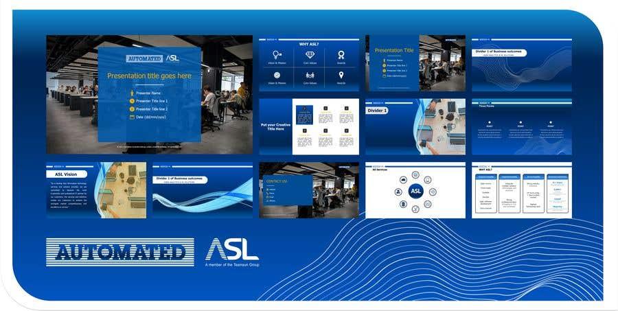 Bài tham dự cuộc thi #                                        25                                      cho                                         Corporate PPT Template Design (6 slides)