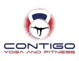 #122 cho Logo for yoga and fitness company bởi nuri47908