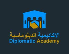 #264 for Design a Logo for Diplomatic Academy af theengineerr9