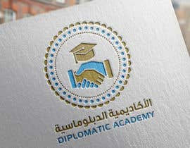 #341 for Design a Logo for Diplomatic Academy af accabdallahkasem