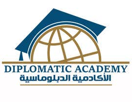 #322 for Design a Logo for Diplomatic Academy af mohamedbouhlila