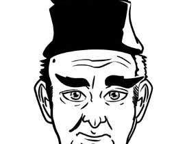 #24 for Design a head-only caricature of a legend! af betodrums76