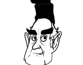 #42 for Design a head-only caricature of a legend! af free1210