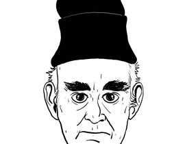 #33 for Design a head-only caricature of a legend! af Vesle