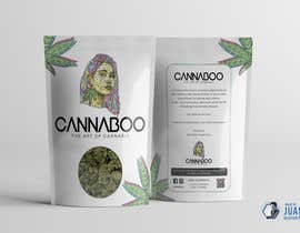 #71 cho Build me a design for CANNABIS label bag bởi JSPonte