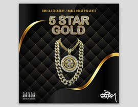 #34 cho 5Star Gold Single Cover bởi TheCloudDigital