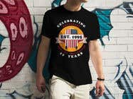 T-shirt.design.American-Trolley-flag için Graphic Design67 No.lu Yarışma Girdisi