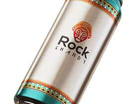 "#8 for We have a drink called ""Rock Shandy"" - its a hobby project and we want a Bottle Design and a logo. The bittle have 330ml. Its an african deink. So the theme is africa dor both. by wwitc"