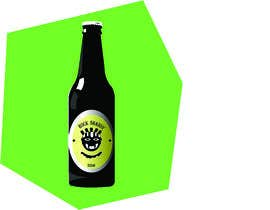 "#11 for We have a drink called ""Rock Shandy"" - its a hobby project and we want a Bottle Design and a logo. The bittle have 330ml. Its an african deink. So the theme is africa dor both. by bora15542"