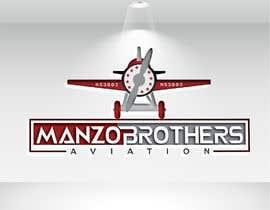 #48 cho Logo for Aviation Company bởi graphicport6