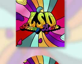 #21 for Logo Design for NFT Collection (Psychedelic style) by graficosjhonatan
