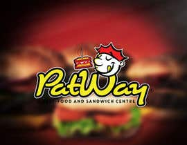 nº 85 pour Logo for fast-food company par DrBlue108