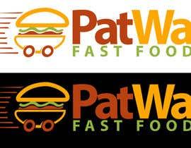 Nro 44 kilpailuun Logo for fast-food company käyttäjältä radojeraodubak