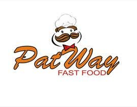 #82 untuk Logo for fast-food company oleh OlyaSendriy