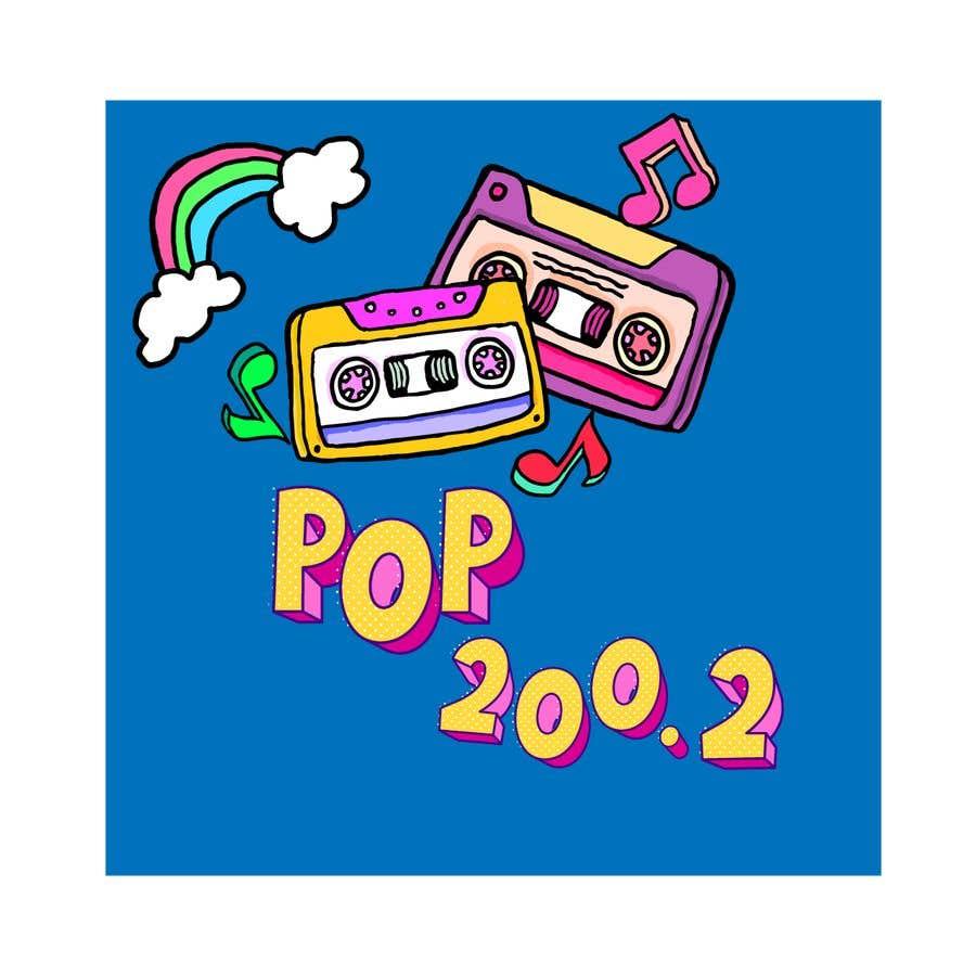 Konkurrenceindlæg #                                        18                                      for                                         logo for a music playlist