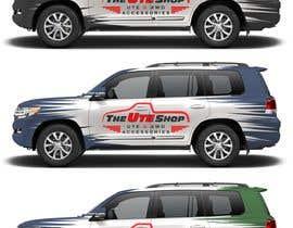 #64 для Vehicle signage/graphic design от prdrpos