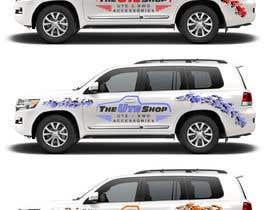 #65 для Vehicle signage/graphic design от prdrpos