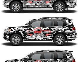 #69 для Vehicle signage/graphic design от prdrpos