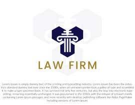 BappyDesigner tarafından Creat a logo for a Law Firm için no 1613