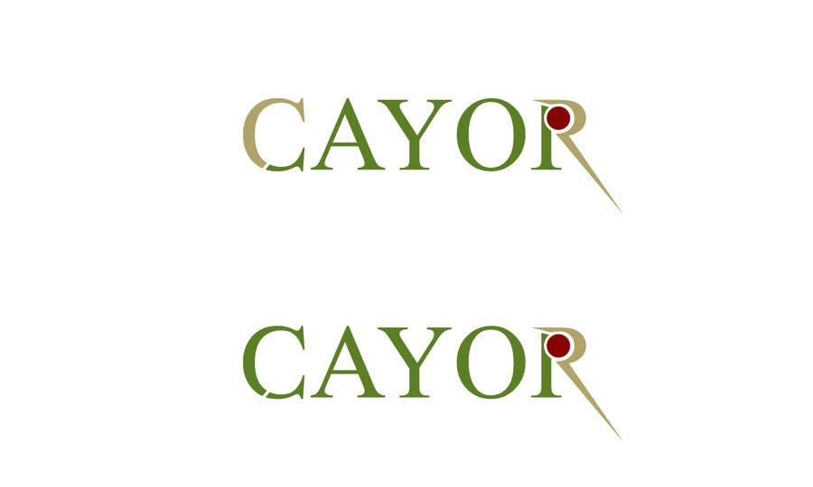 """Konkurrenceindlæg #89 for Logo for """"Cayor"""",  a historical african kingdom. -- 3"""