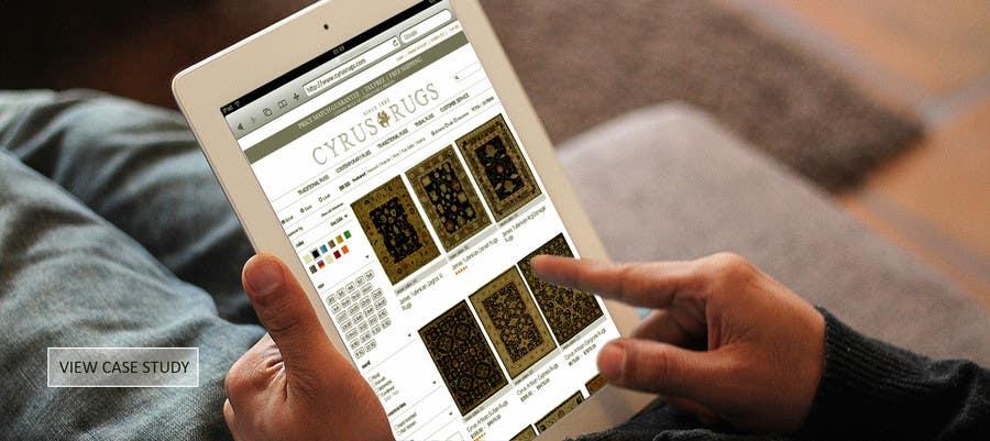 Inscrição nº 4 do Concurso para Design a Banner for Website Portfolio Page