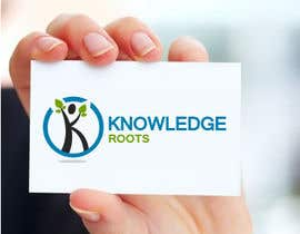 #29 for Logo Design for Knowledge Roots af alexandracol