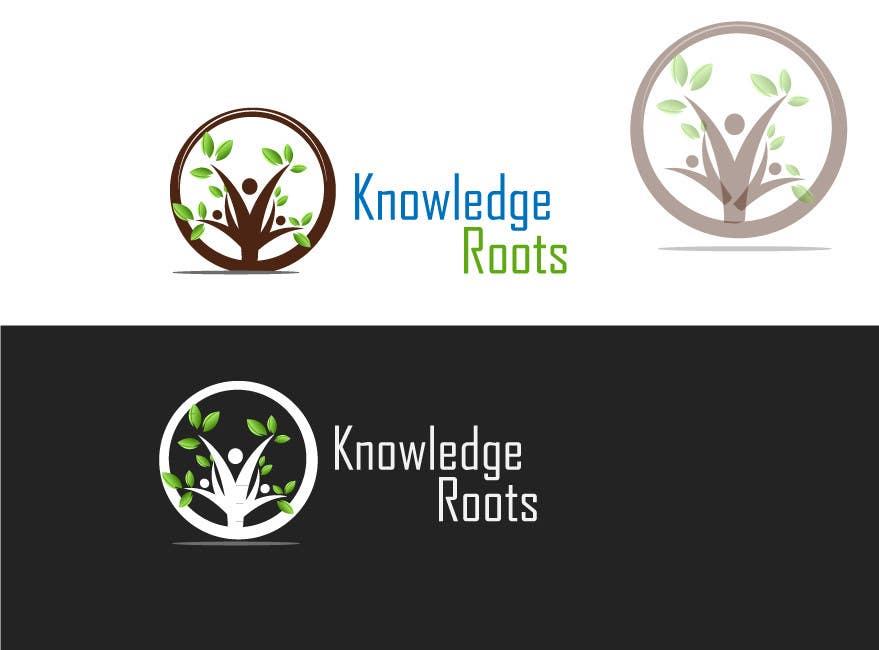 Konkurrenceindlæg #                                        26                                      for                                         Logo Design for Knowledge Roots