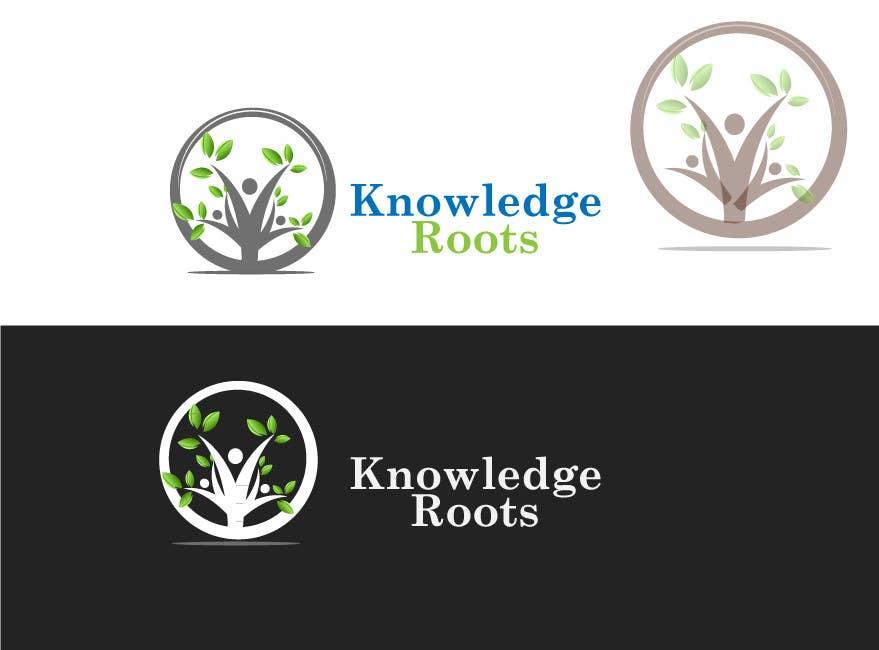 Konkurrenceindlæg #                                        34                                      for                                         Logo Design for Knowledge Roots